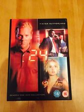 24 season 1 Excellent Condition Only Watched Once