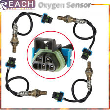 4pcs Up+Downstream Oxygen Sensor For 2010-2011 GMC Terrain,Cadillac SRX V6 3.0L
