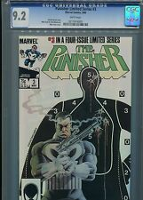 Punisher Limited Series #3  (1st Print)  CGC 9.2  WP