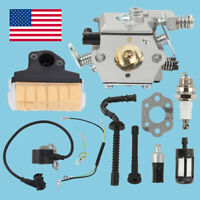 Carburetor Ignition Coil Air Filter Carb For Stihl 021 023 025 MS210 MS230 MS250