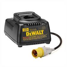 DEWALT DE9116 110V - 18V NI-CAD NI-MH SITE CHARGER  NEW