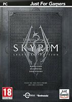 THE ELDER SCROLLS V 5 SKYRIM LEGENDARY EDITION  NUEVO PRECINTADO PC