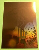 FREE Shipping 1992 Impel Marvel Holo Foil Hologram Chase Card H-2 THING