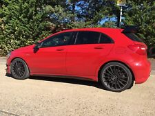 2015 MERCEDES A-CLASS A45 AMG 4MATIC HATCHBACK PETROL RED AERO KIT