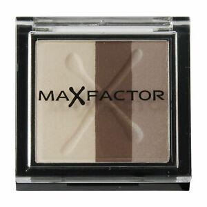 Max Factor Max Effect Trio Eyeshadow 01 Coco Crazy