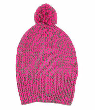 Codello 32108202 Winter Wonderland GORRO BEANIE de punto para invierno rosa