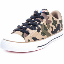 Camouflage Converse Shoes for Men