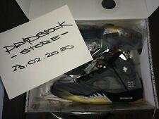 Nike Air Jordan 5 X Off-White EU45,5 US11,5 Virgil Abloh OFF WHITE