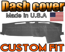 fits 2009-2014 FORD ECONOLINE VAN FULL SIZE DASH COVER DASHBOARD / CHARCOAL GREY