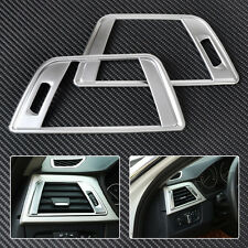Chrome Interior Side Air Outlet Vent Molding Trim Cover for BMW 3 4 F30 F31 F32