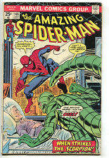 Amazing Spider-Man 146 Marvel 1974 VG Scorpion Jackal Gwen Stacy Clone Saga