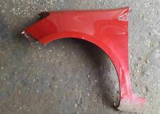 Renault Clio MK3 2005-2012 Passenger NS Wing Red TENNJ 185