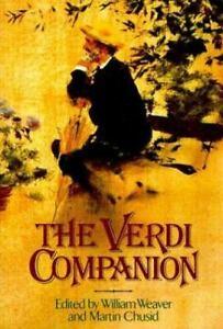 The Verdi Companion (1988, Paperback)