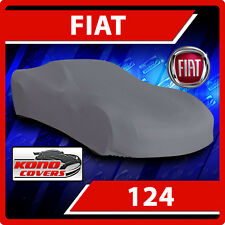 1968-1983 Fiat 124 Spider CAR COVER - ULTIMATE® HP 100% All Season Custom-Fit