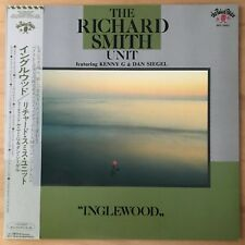 RICHARD SMITH UNIT FEAT KENNY G & DAN SIEGEL Inglewood JAPAN ORIG PROMO LP W/OBI