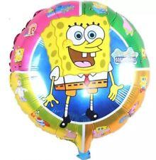 Spongebob Square Pants & Friends Double Face Anniversaire Ballon!