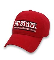 Brand New North Carolina State Wolfpack The Game Red Hat Adjustable