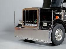 Aluminum Front Bumper +Cross Members +Side Pole Tamiya 1/14 King Knight Hauler
