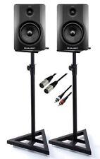 M Audio bx5 d2 STUDIO MONITOR 70w BI AMPLIFICATO la registrazione del suono Altoparlante-Paio