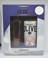 Korres Pure Greek Olive Oil Verbena Eau De Cologne 100 ml + Verbena Showergel