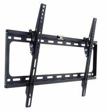 SLIM FLAT LCD LED TV WALL MOUNT BRACKET TILT 40 42 43 46 47 48 50 55 60 65 70