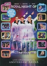 Toppers in Concert 2016 : Royal Night of Disco (2 DVD + CD)
