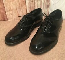 New Men's Barclay Formal Black Patent Leather Shoes Wedding Prom