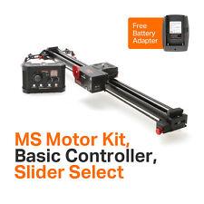"Konova MSB Bundle K2 Camera Slider 80cm(31.5"")+MS Motor Kit+Basic controller"