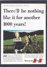 AUSTRIA Holidays 1995 Print Ad # 145 4