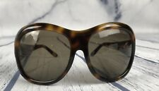 Tom Ford Brown Tortoise Oversize Stephanie Sunglasses TF62 T32
