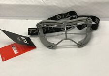 STX 4sight Plus-S Womens Adult Lacrosse Goggles Brand New Grey