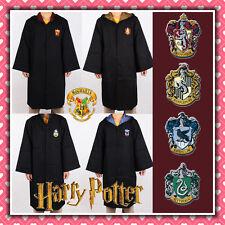 ★ HARRY POTTER DIVISA Hogwarts mantello uniforme cosplay Grifondoro cape uniform