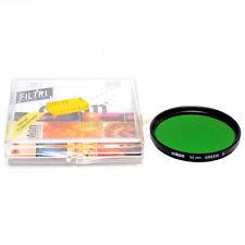 52mm. filtro Verde G Cokin per obiettivi M52. Camera Green filter G