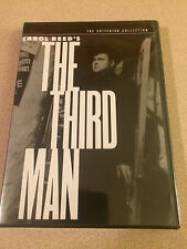 The Third Man Dvd Criterion Collection 1999 Release New Sealed Really Oop