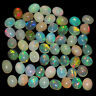 Natural Opal 58 Pcs 5mm/4mm Top Quality Flashy Untreated Gemstones Wholesale Lot