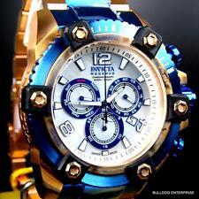 Invicta Reserve Grand Arsenal Octane Rose Gold 63mm Chronograph Swiss Watch New