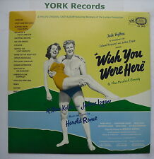 WISH YOU WERE HERE - Original London Cast - Ex Con LP Record Stet DS 15015