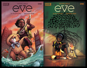 Eve 1 Cover A and Andolfo Variant Set 5/5/2021 **FREE SHIPPING**