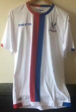 CRYSTAL PALACE A Shirt Jersey Macron 2015-2016 XL- New with tags/Unworn