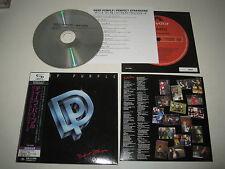 DEP PURPLE/PERFECT STRANGERS(POLYDOR/POLH 16)JAPAN CD + OBI ALBUM