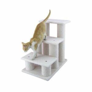 Aeromark B3001 Armarkat Classic Cat Tree 25 x 25 x 17 - Ivory