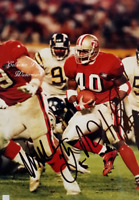 William Floyd San Francisco 49ers  Autographed  NFL 8x10 Photo  (FB-157)