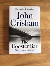 The Rooster Bar by John Grisham (Hardback, 2017)