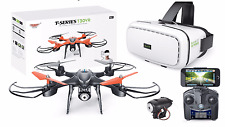 Large HD WiFi FPV Camera Drone TT911 with VR 2.4Ghz 4CH 6-Axis RC Quadcopter US