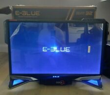 E-Blue Scion-32 All-in-One Mini ATX Hybrid Tower-Monitor 32inch FullHD 144Hz