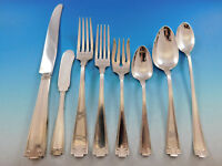 Etruscan by Gorham Sterling Silver Flatware Set for 12 Service 101 pieces Dinner