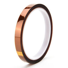 30 Meter Single Side Conductive Copper Foil Tape Strip Adhesive Resist T GT 8mm