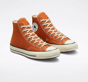 Converse Unisex Color Vintage Canvas Chuck 70 Hi Top Shoes Firepit 171475C f