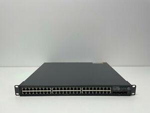 HP JC105A A5800-48g Switch - Switch - L3 - Managed. 90 DAY WARRANTY.