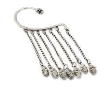 Mode-Ohrschmuck im Ohrklemme-Stil aus Metalllegierung